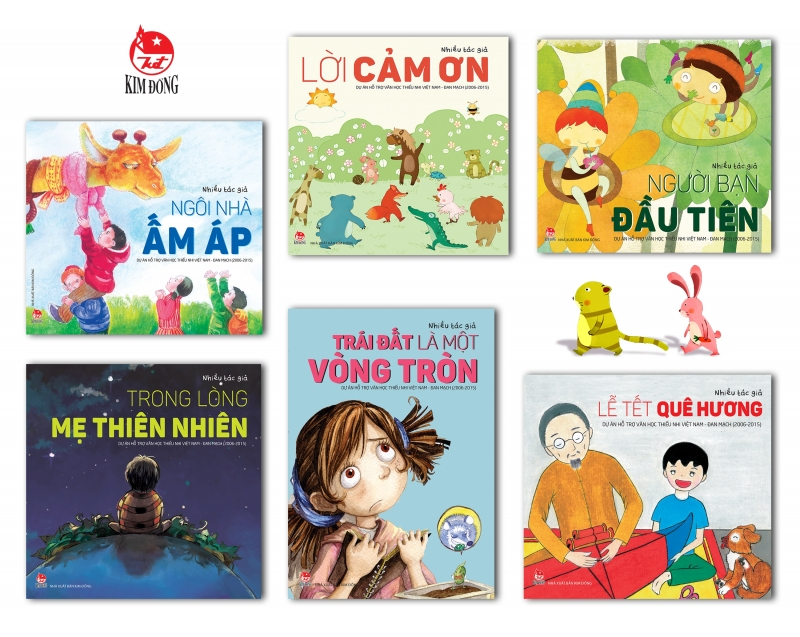 Top 11 Nhà xuất bản sách nổi tiếng nhất của Việt Nam