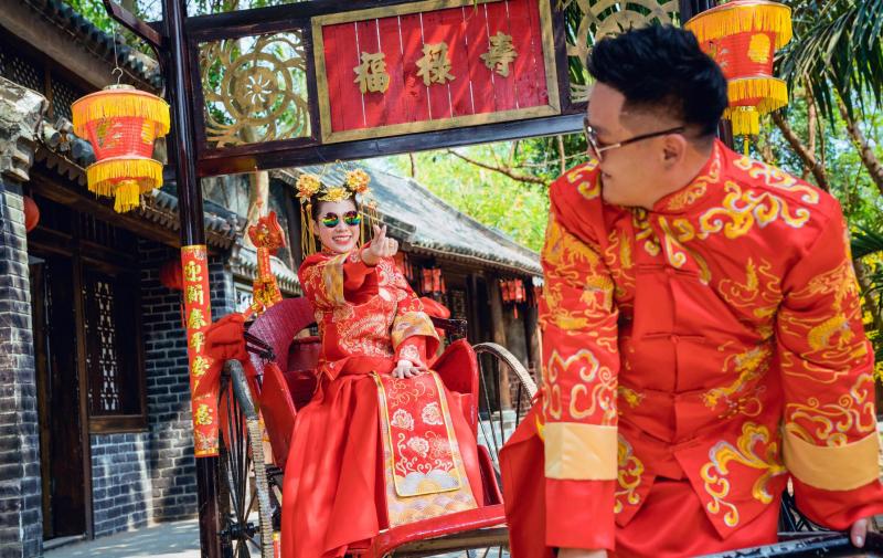 Top 4 Studio chụp ảnh cưới đẹp ở quận 4, TP Hồ Chí Minh