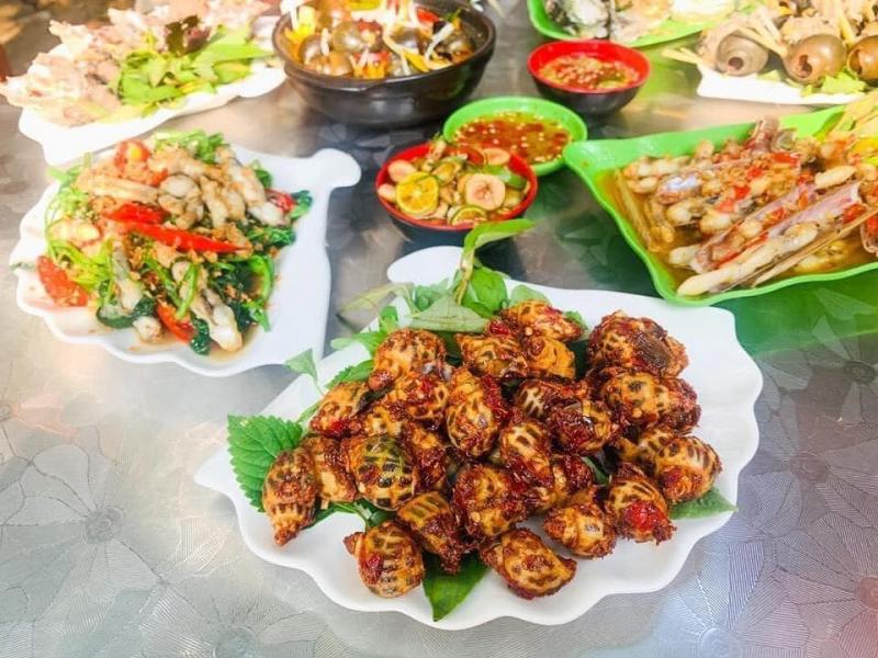 Top 7 Quán ốc ngon nhất tại quận Bắc Từ Liêm, Hà Nội
