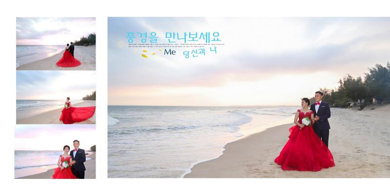 Top 7 Địa chỉ chụp ảnh cưới đẹp và chất lượng nhất La Gi, Bình Thuận