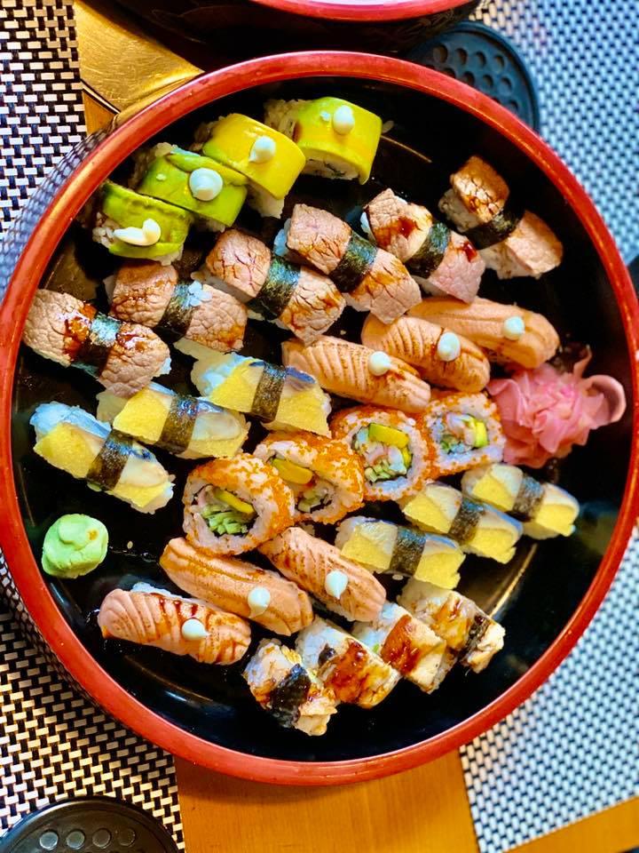 Top 10 Nhà hàng sushi ngon nhất tại Nha Trang