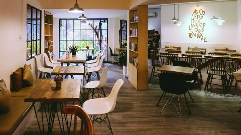 Top 7 địa chỉ cafe nằm trong hẻm đẹp nhất Sài Gòn