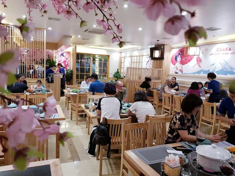 Top 9 Địa điểm ăn uống tại Ecopark mà du khách không thể bỏ qua.