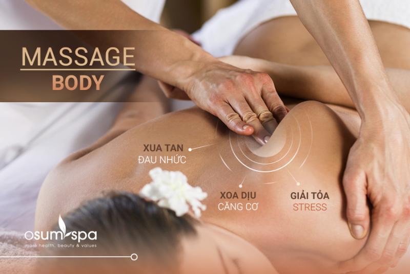 Top 7 địa chỉ massage thư giãn tốt nhất quận Ba Đình, Hà Nội