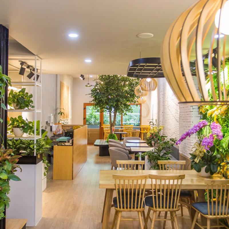 Top 9 Địa chỉ trà, bánh ngọt không nên bỏ lỡ ở quận Hoàn Kiếm, Hà Nội