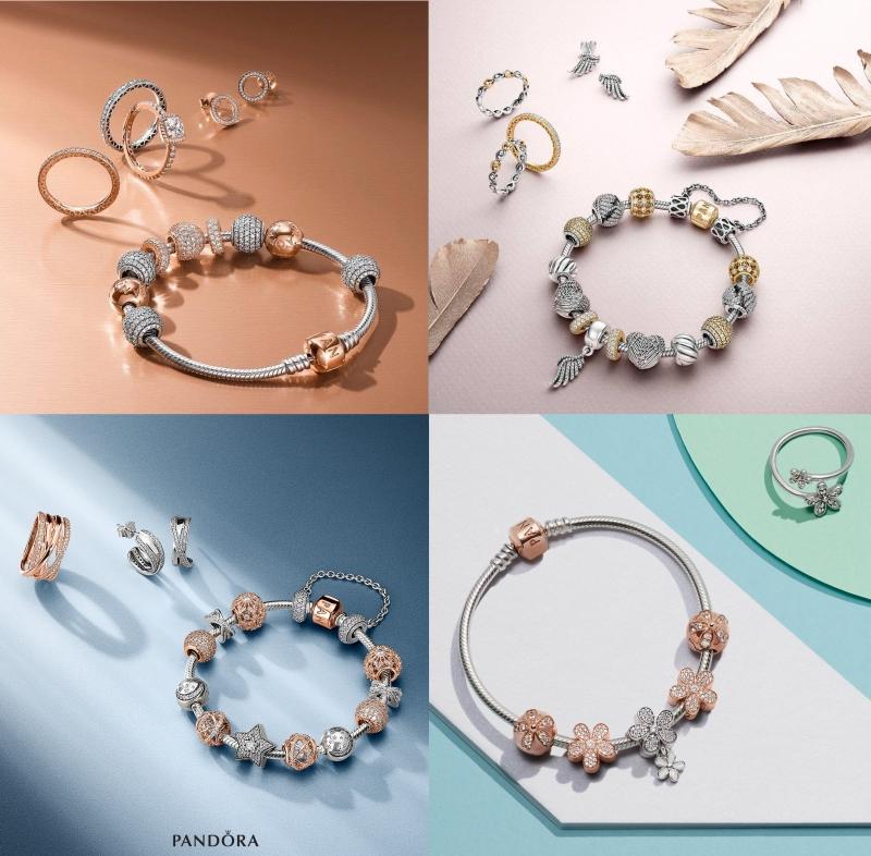 Top 5 Thương hiệu vòng charm (vòng Pandora) trang sức đẹp nhất tại Việt Nam