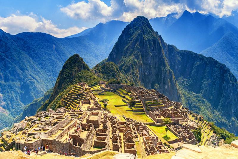 Di tích Inca cổ đại, Peru