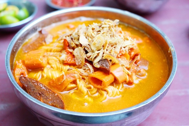 Top 20 Món ăn đường phố mang phong cách đặc trưng Sài Gòn