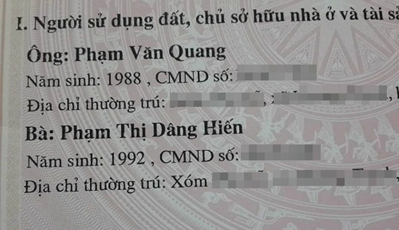 Top 20 Tên khai sinh bá đạo nhất Việt Nam