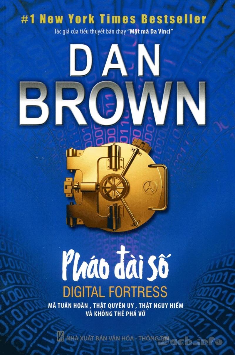 Top 6 Tác phẩm trinh thám kinh điển của tác giả Dan Brown