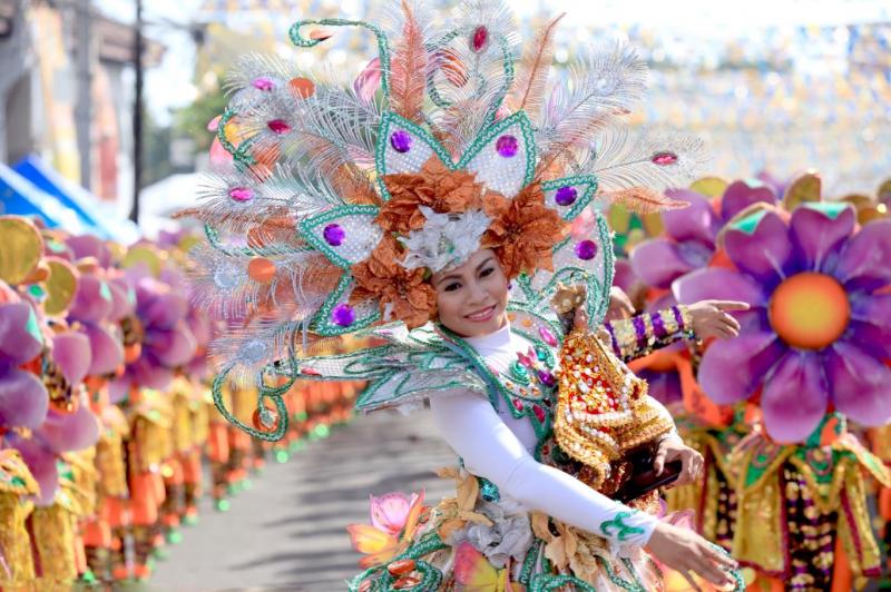 Lễ hội Sinulog ở Cebu, Philippines