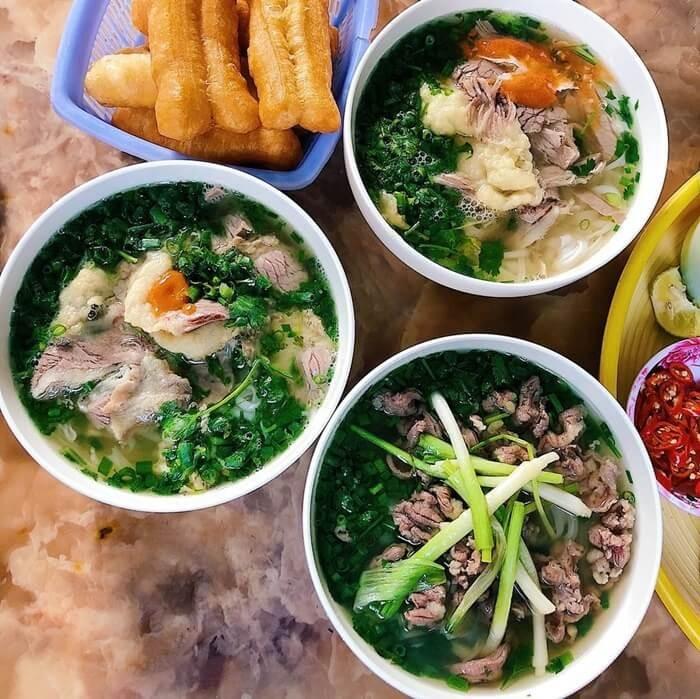 Top 10 Món ăn ngon nhất Nam Định