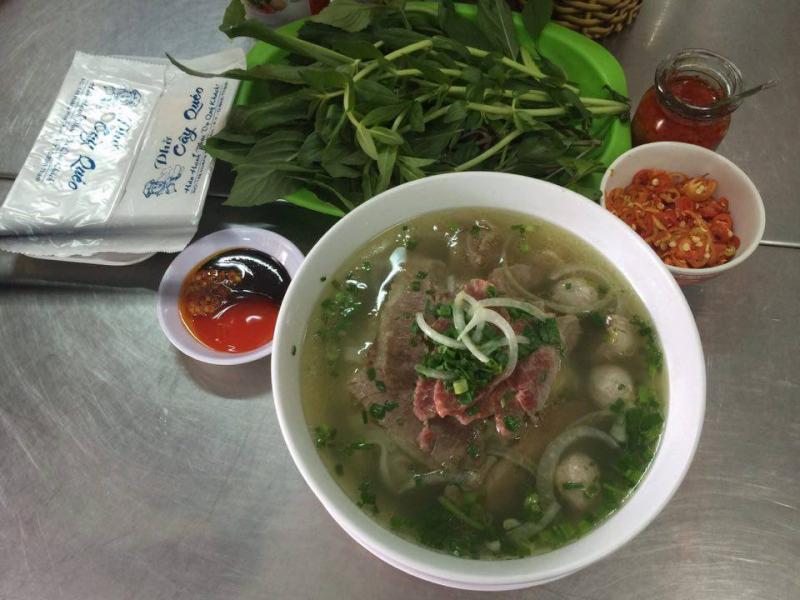Top 10 Quán phở ngon quận Bình Thạnh, TP.HCM