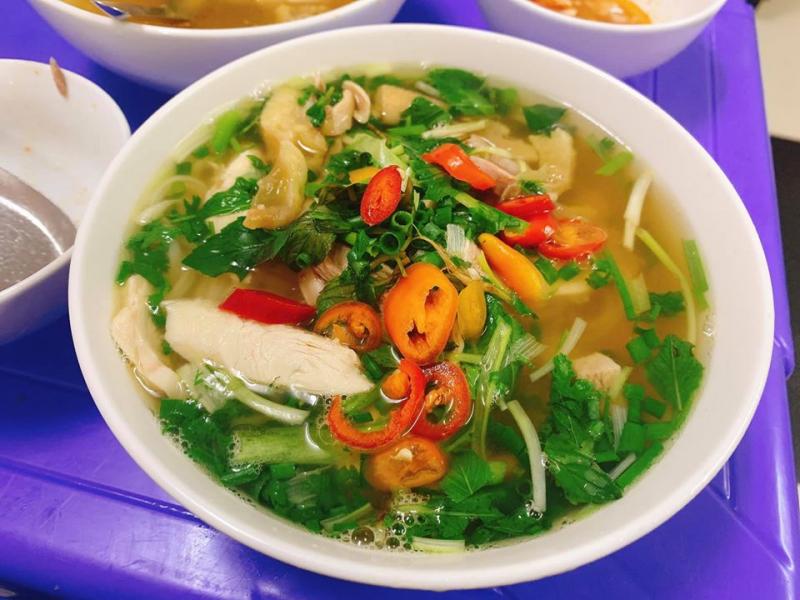 Top 12 Quán phở gà ngon nhất tại Hà Nội