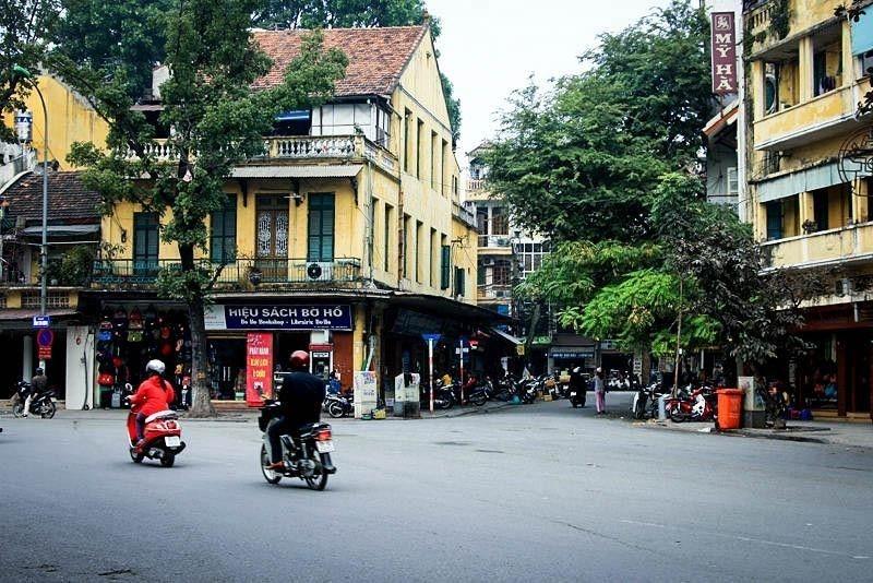 Top 11 Con phố ngắn nhất ở Hà Nội