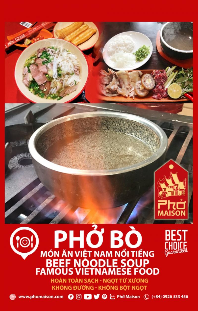 Top 5 Quán phở ngon nhất tại Sapa, Lào Cai