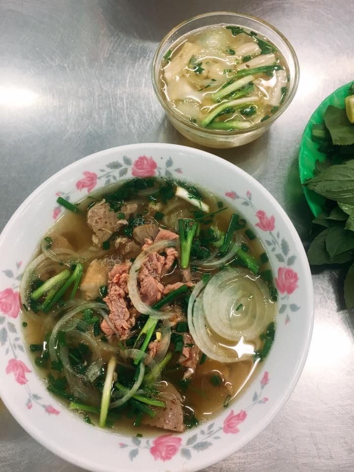 Top 10 Quán phở ngon quận Tân Bình, TP.HCM