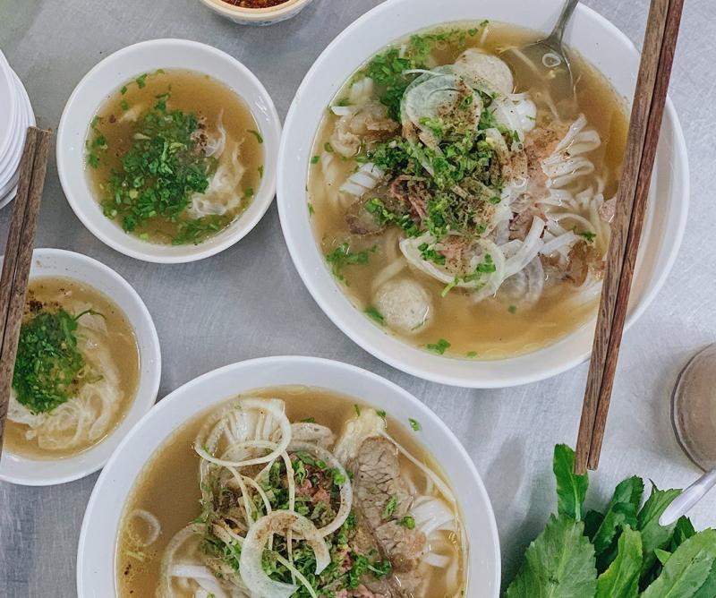 Top 9 Quán phở ngon ở quận Phú Nhuận, TP.HCM