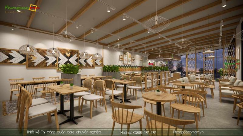 Top 8 Dịch vụ thiết kế quán trà chuyên nghiệp nhất tại Hà Nội