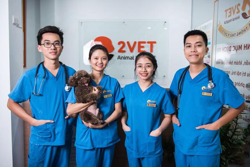 Top 5 Dịch vụ tư vấn dinh dưỡng cho thú cưng tại Hà Nội
