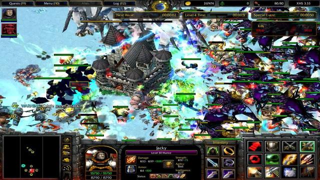 Bên cạnh DOTA, D-DAY, đây chính là những custom map huyền thoại một thời của Warcraft 3 mà hiếm ai không biết tới (p1)