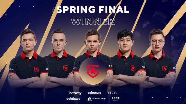 CS:GO – Đánh bại Na`vi, Gambit tiếp tục khẳng định vị trí ông vua nền CS chuyên nghiệp với chức vô địch thứ 3 trong năm