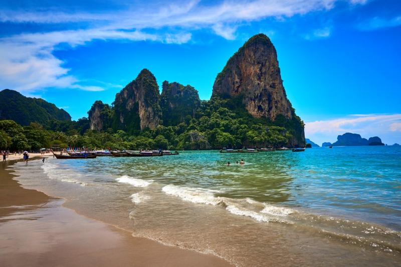 Top 10 Bãi biển tự nhiên quyến rũ nhất Thái Lan