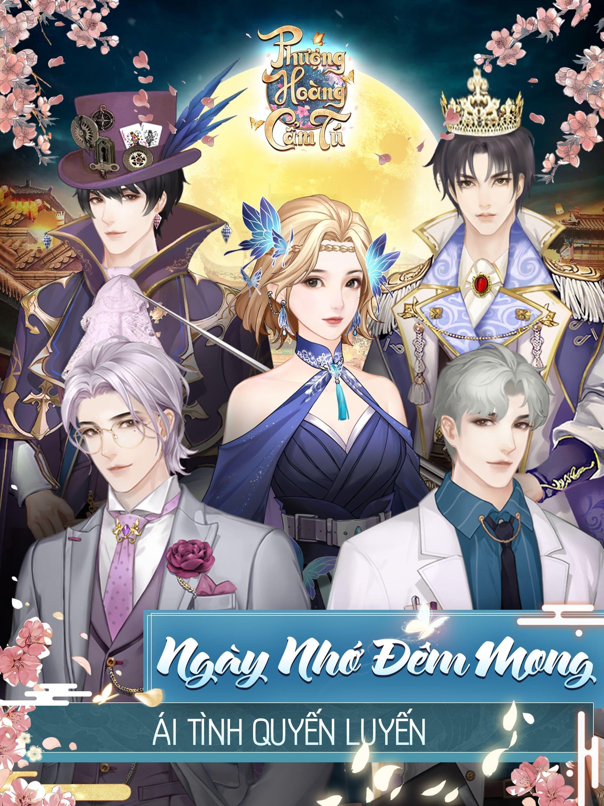 Phượng Hoàng Cẩm Tú – Game mobile cung đấu hấp dẫn sắp ra mắt