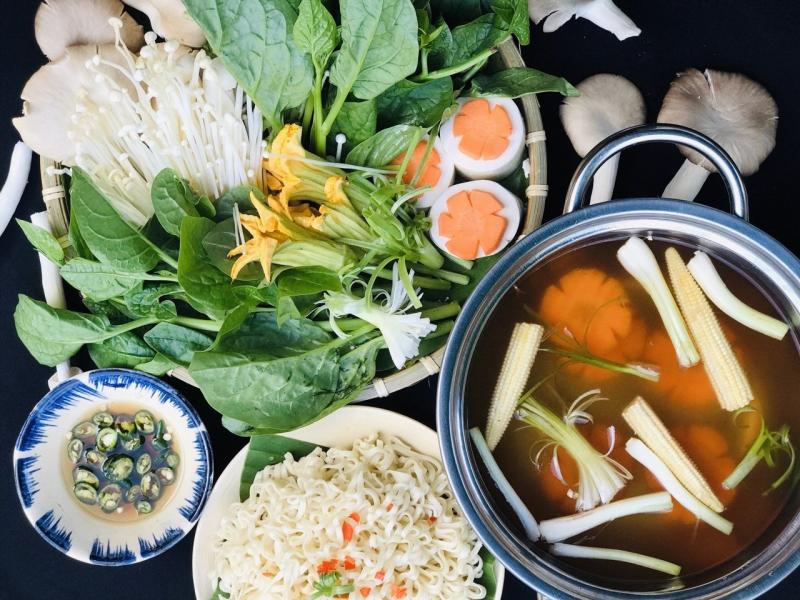 Top 10 Quán chay ngon nổi tiếng nhất ở thành phố Hồ Chí Minh
