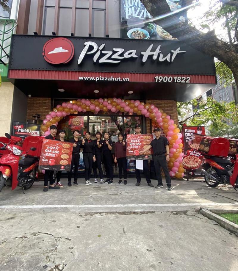 Top 7 Thương hiệu pizza ngon và nổi tiếng nhất Đà Nẵng