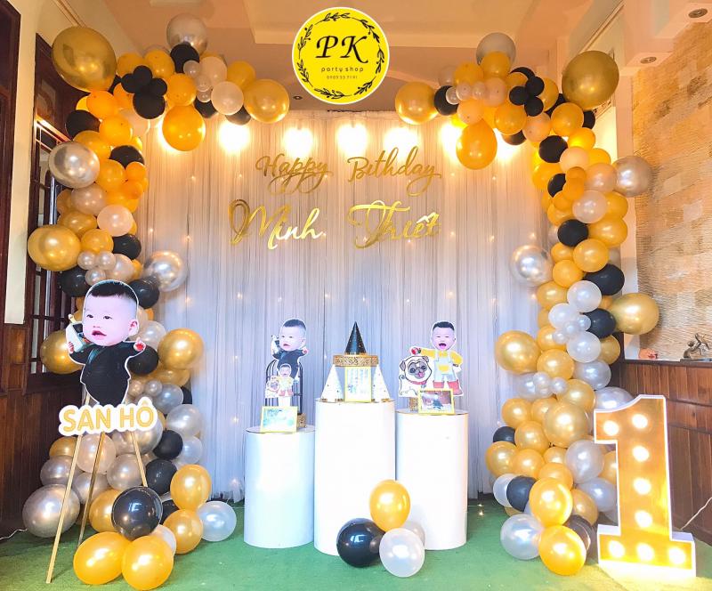 Top 3 địa chỉ bán phụ kiện sinh nhật uy tín nhất tại Quảng Ngãi.