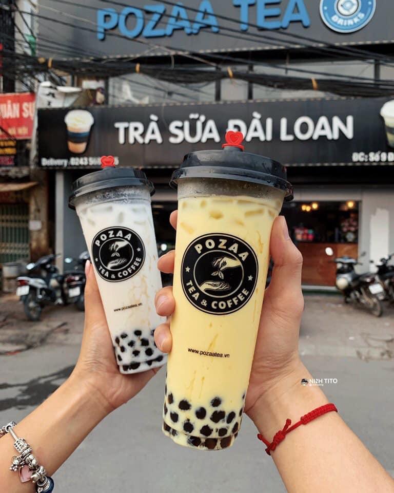 Top 3 Quán trà sữa ngon nhất Cửa Lò, Nghệ An