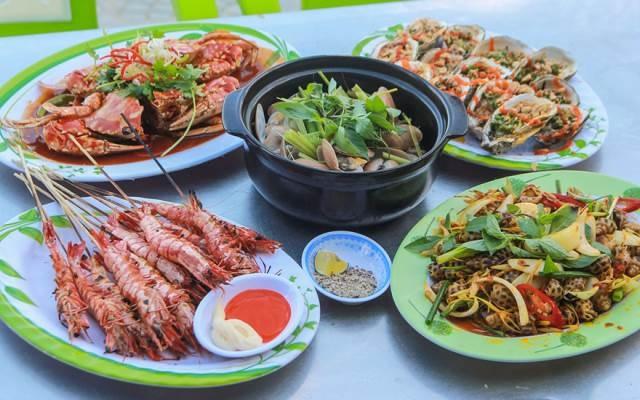 Top 10 Quán hải sản giá rẻ ngon nức tiếng ở Đà Nẵng