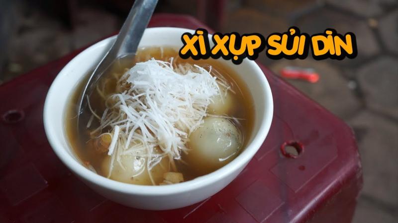 Top 9 địa chỉ ăn sủi dìn cực đông khách tại Hải Phòng