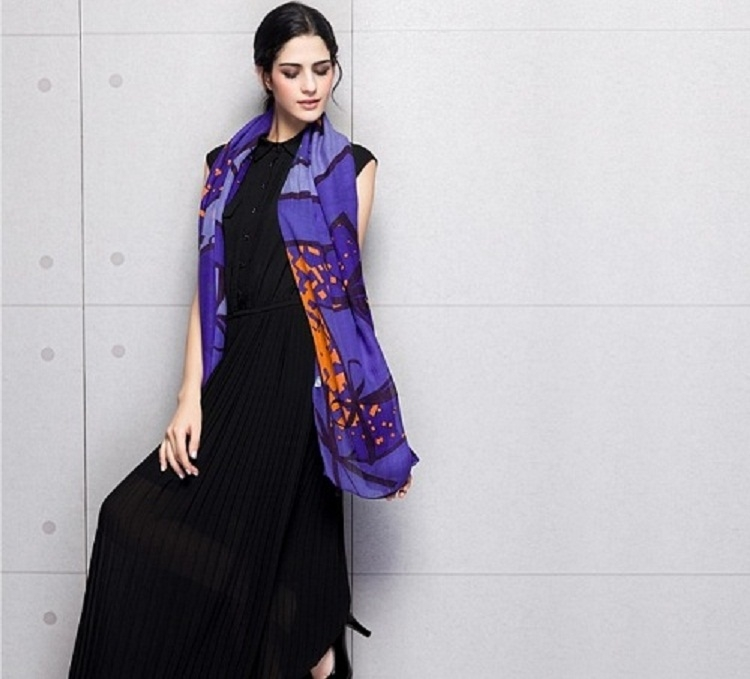 Top 6 Kiểu quàng khăn đẹp và hợp thời trang dành cho phái đẹp