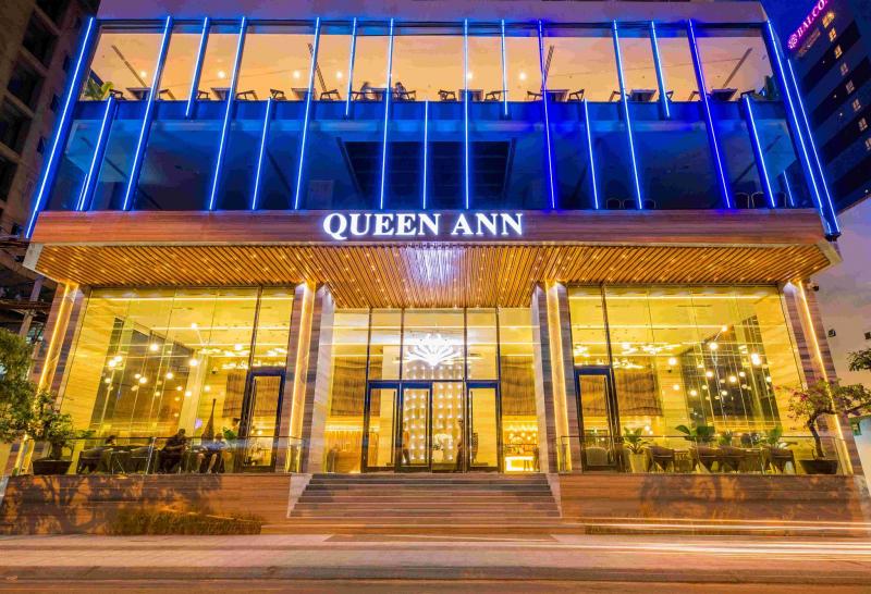 Top 10 Khách sạn 5 sao sang trọng nhất ở Nha Trang