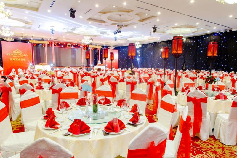 Top 6 địa điểm tổ chức tiệc cưới nổi tiếng nhất quận 5, Tp HCM