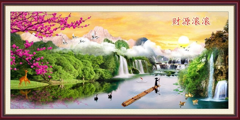 Top 10 Cửa hàng bán tranh thêu chữ thập giá rẻ và chất lượng nhất tại Hà Nội