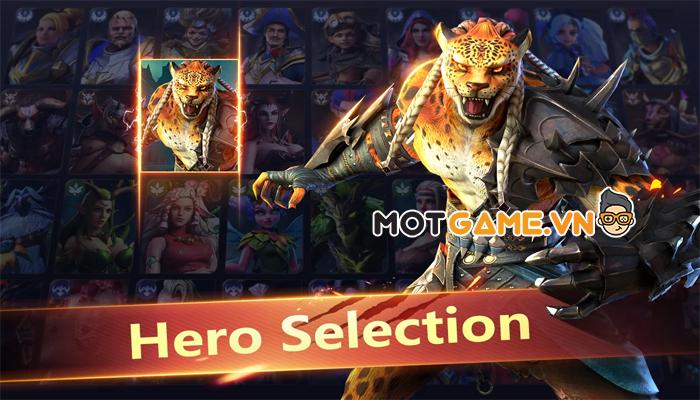 Rage of Destiny – Game nhập vai đấu tướng phương Tây x2 tốc độ trận đánh