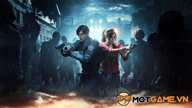"""Resident Evil 2 Remake bị """"quay bài"""" bởi The Walking Dead"""