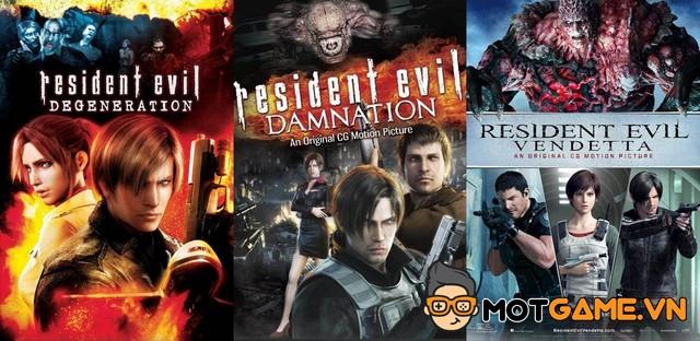 Phim Resident Evil CGI: Tóm tắt những sự kiện đã xảy ra trong 3 phần đầu