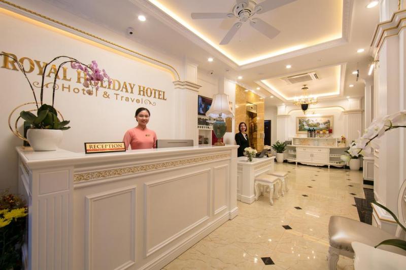 Top 8 Khách sạn đẹp nhất Hàng Hành, Hoàn Kiếm, Hà Nội