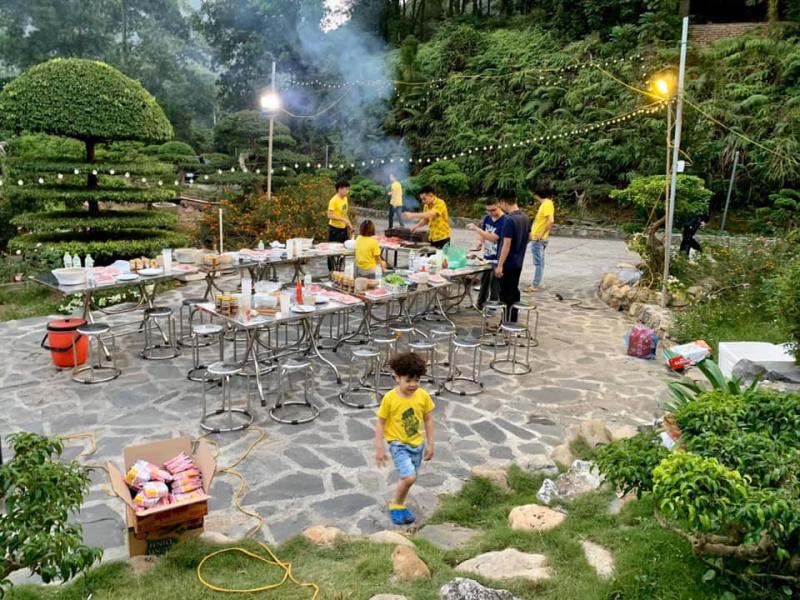 Rừng Thông Xanh Resort
