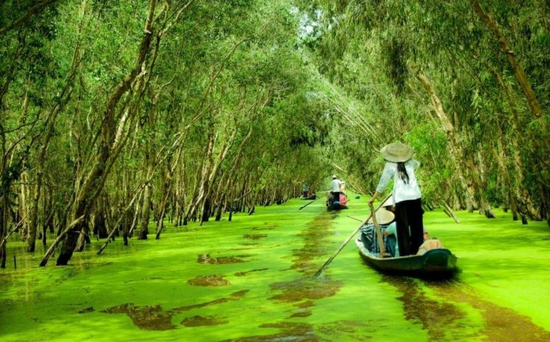 Top 15 địa điểm hấp dẫn du khách của vùng đất An Giang
