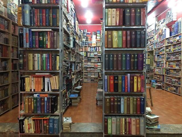 Top 10 Cửa hàng sách cũ lớn nhất Hà Nội