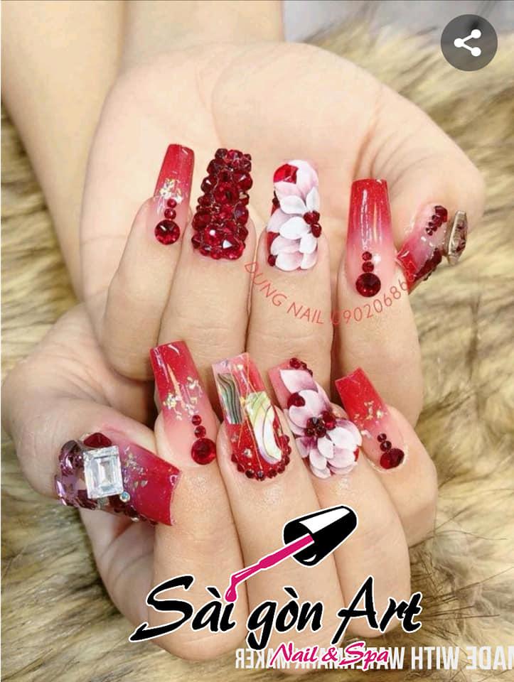 Top 6 Tiệm làm nail đẹp và chất lượng nhất TP. Pleiku, Gia Lai