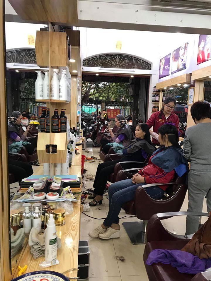 Top 10 Salon làm tóc đẹp và chất lượng nhất Giao Thủy, Nam Định