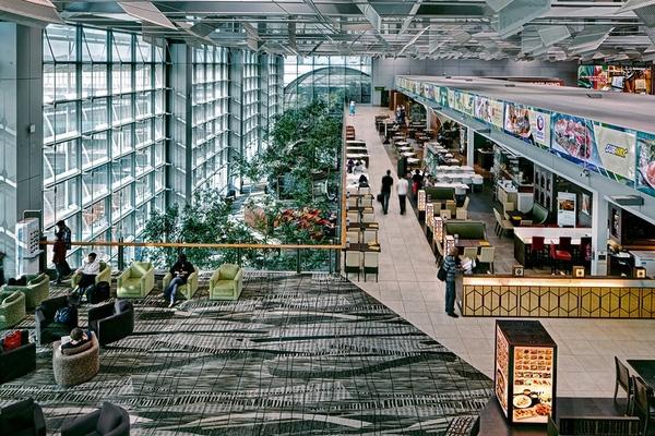 Top 10 Sân bay đẹp nhất thế giới