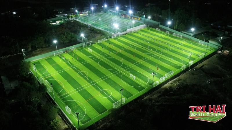 Top 10 Địa chỉ sân bóng nhân tạo chất lượng nhất tại TP.HCM