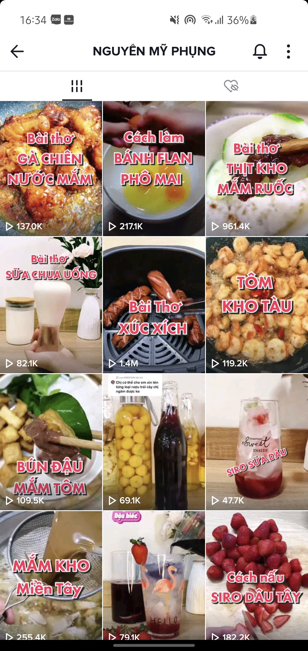 Độc đáo cô gái hướng dẫn nấu ăn… bằng thơ trên TikTok - ảnh 1